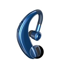 2021HandsFree 비즈니스 무선 블루투스 헤드셋 헤드폰 Auricolari Bluetooth 무선 이어 훅 Android IO에 대 한 마이크 RDHT-S109와 함께