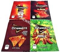 Doweedos 2021 Ambalaj Çantası 600 mg Baribo Lezzet Çanta Gummy Şeker Ekşi Sıfırlanabilir Kitap Çiçek Fermuar Kuru Perakende STO