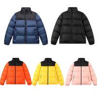21SS 면화 자켓 망과 Womens 자켓 파카 코트 1996 NF 겨울 야외 패션 클래식 캐주얼 따뜻한 유니섹스 자수 지퍼 탑스 outwear 여러 색상