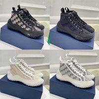 2021 Designer Schuhe B28 Turnschuhe Klassische Schrägstoff-gedruckte Stoff Leinwand Mode Atmungsaktive Technologie Outdoor-Trainer für Männer Frauen mit Kasten