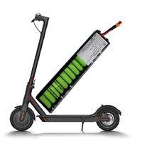 Lithium-Akku-Packung 36V 7.5AH 6AH 18650 Zellen 10S3P mit BMS für den elektrischen Roller-Akku