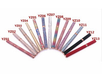 I più nuovi stili da 12 stili Autoadesiva Penna per eyeliner Glue-Glue-Free Magnetic-free per ciglia FALSE Impermeabile Eye Liner Matita Top Quality