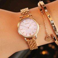 Роскошные мужские и женские часы дизайнерские брендовые часы Ti Montre-браслет кварц налейте жеммами, коллекция Nouvelle, Rose, или, argent,