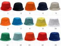 Summer Bucket Hat Designer Cap Fisherman Hats Mens Buckets Caps Fashion Stingy Brim Casquette Casual Fitted Sunhat Breathable Sunshade Luxurys Design Chapeaux