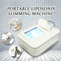 2019 Newst Liposonix 바디 슬리밍 FDA 승인 비 외과 적 치료 Liposonix 홈 살롱 사용 체중 감량 지방 흡입 기계
