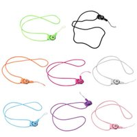 Party gift Wrist Strap Cellphone Bands Key Chains Phone Straps Neck Lanyard ID Card Hang a Rope Buckle