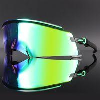 Kato UV400 Uomo Donna Cycle Glasses Accessori Accessori MTB Anti-Glare Goggles Road Cycling Eyewear Sport Racing Bicycle Eye-bicchieri