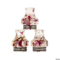 2Styles Epoxy Resina 810 510 Punta a gocciolamento Punta Flower Vase Bottle a forma di bottiglia Ampio Bocchino per foro per per per 510 810 Thread Tank DHL