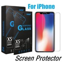 0.3mm 9H Screen Protector for iPhone 6 7 8plus 11 12 13 Mini Pro Max XS XR Samsung LG Huawei Tempered Glass Protective Film with Retail Box