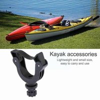 Rafts Inflatable Boats Kayak Paddle Holder Stand Rack Deck Oar Mount Bracket Z0T3