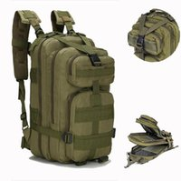 Outdoor Bags Men's 25-30L Military Tactical Backpack,Waterproof Molle Hiking Backpack,Sport Travel Bag,Outdoor Trekking Camping Army Backpac