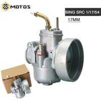 ZS Motos для Bing Carbretor 17 мм Bing Moped Carburetor для SRC 1/17/54 PUCH Kreidler Floret / lh / lf tunturi 50cc 60cc