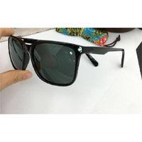 Marken-Designer McY Jim 756 Sonnenbrillen Hochwertige polarisierte randlose Linse Männer Frauen, die Sonnenbrillen mit Fall fahren