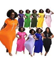 3XL 4XL Kadınlar Için 5XL Maxi Elbiseler Yaz Artı Boyutu Gündelik Elbise Plaj Dresse Seksi Sıska Uzun Etekler DHL Gemi 5121
