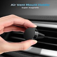 Universal Magnetic Air Mount Car Holder for Phone Station Strong Mounts