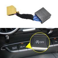 Pour Audi TT FV 8s 2015-2020 Voiture Smart Auto STOP AutoCeller Automatique Start Start Start Système de moteur Eliminator Capteur Câble de capteur