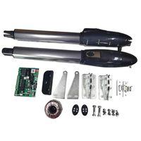 Controle de Acesso Digital Controle DC Impermeável Atuador Linear Atuador Elétrico Swing Portão Motor 24V Potência Solar 500KG Abridor