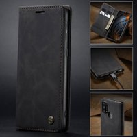 Leather Case For Samsung Galaxy M21 M51 M31 M30S Multifunctional Wallet Magnetic Flip Phone Cover For Samsung M20 M10 M 21 Funda