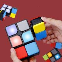 Música Eletrônica Cem Mudança Jogo Magia Cubo Parenting Ação Mútua Originalidade Turn Decompression Artifact Brinquedos