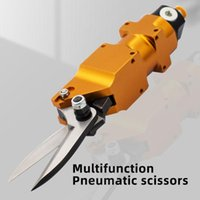 Pneumatic Tools Mask Machine Cutting Cutter Air Nipper Scissors For Plastic Fabric Cable Wire Nippers Shears