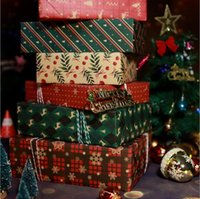 Folded Large Sheets of Christmas Wrapping Paper Traditional Gift Wrap 70 x 50cm Xmas Festive Designs Santa Snowman Snowflake Tree