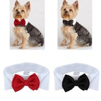 Dog Apparel HobbyLane Fashion Adjustable Bow Tie Cute Collar Necktie Bowknot For Pet Cat Wedding Decor