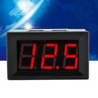 """TESSER TESTER TESTER 0.56 """"Pannello misuratore a LED digitale a 3 fili a 3 fili con protezione retromarcia DC0-100V display LCD"""