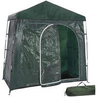خيمة للماء في الهواء الطلق دراجة دراجات التخزين سقيفة خيمة مساحة إنقاذ دراجة حديقة تجمع تخزين المأوى