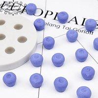 Baking Moulds Yueyue Sugarcraft Blueberry Silicone Mold Cake Decorating Tools Confeitaria Moldes De Fondant