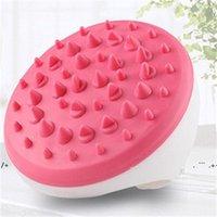 Newourty handheld Bad Dusche Anti Cellulite Ganzkörper-Massagebürste Abnehmen Schönheit Z07 Drop Shipping EWD6680