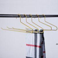 Вешалки для гардероба Nordic Rose Gold Железо Одежда Tie полотенце Шарф Подвесные Стеллажи Настенный Крюк Хранения Организатор Организатор Декор CCB9109
