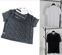 Womens camiseta oco out estilo estilo sexy camisas sexy partido desgaste tops streetwear hip hop tees design letra t-shirt tecnologia tímida fora branco