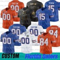 Florida Gators Football Jersey # 5 Joe Haden # 6 Dante Fowler Jr. # 15 Tim Tebow # 18 Freddie Swain Jelsys
