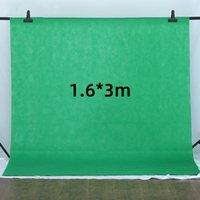 Material de fundo Material Chroma Chaveiro Tela 1.6x3m / 5 x 10ft Green for Studio Foto Iluminação
