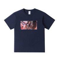 Mia Khalifa Action Film Star Lustige Herren Witz T-Shirt Weihnachten Ferien Hohe Qualität Hemd Sommer Kurzarm Casual Tshirt x0621