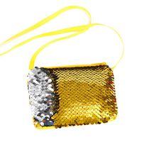 Wallets Kids Clutch Bag Mini Handbag Cute Crossbody Sequins Zipper