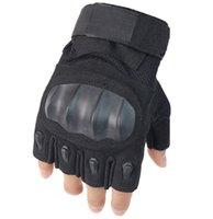 Gants de remise en forme gants de remise en forme gants résistant à l'usure extérieure forte velcro mitaines mitaines de protection en caoutchouc shell de coquille de protection
