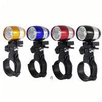 가정용 잡화를위한 밝은 미니 손전등 강한 조명 손전등 산 헤드 라이트 자전거 라이트 라이딩 장비 HHF7827