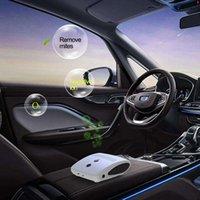 Car Air Freshener Purifier Fresh USB Charging Portable Anti-slip Remove Odor For Vehicle TD326
