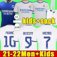 21 22 Liverpool DIOGO J. THIAGO M. SALAH camisa de futebol 2021 2022 camisas de futebol VIRGIL MANE KEITA MILNER Homens Conjuntos de crianças conjuntos de meias de meninos
