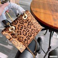 Top luxury ladies handbag designer original shoulder bag messenger leopard print bag factory production sales price discounts fast shipping