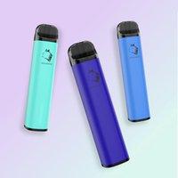 GunnPod disposables vape electronic cigarettes device kit 2000 puffs e cigarette prefilled 8ml pod stick vapes Pen 1250mAh battery wholesale