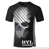 DYL 2021 Yeni Tasarım Erkek Marka T Gömlek Bisiklet Sürme Tişört Motosiklet Sürme T-Shirt Nefes Kısa Kollu Jersey Teessoccer Jersey