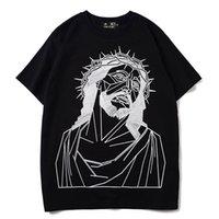 2021 NUEVO Camiseta Masculina Manga Curta Com Estampa PersonageGem de Desenho Animado Parttern T-shirts Femininas | Streetwear m5hg