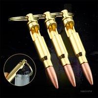 Küchenwerkzeuge Metall Bullet Flaschenöffner Schlüsselanhänger Rotwein Retro Bullet Schlüsselanhänger Baröffner Kleines Geschenk ZC451