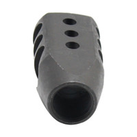 .50 49/64-20 5/8-32 .450 458 thread in acciaio flash hider