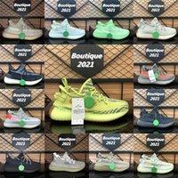 Erkekler Kadın Lüks Tasarımcı Mesh Koşu Ayakkabıları Inci Kuyruk Işık Kültür 3 M Static Siyah Yansıtıcı Zebra Erkek Moda Açık Spor Eğitmenler Sneakers 36-48