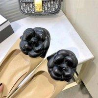 Zapatos de vestir French Business Cuero Mujeres Top Vaca Tacón grueso Casual Caja de regalo