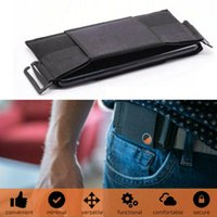 Wallets Minimalist Invisible Wallet Mini Pouch Waist Bag For Key Cards Holder Sports Outdoor A66