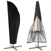 Couverture parapluie de patio pour jardin cantilever parasol parasol parapluies de protections couverture de protection imperméable accessoires JK2103KD
